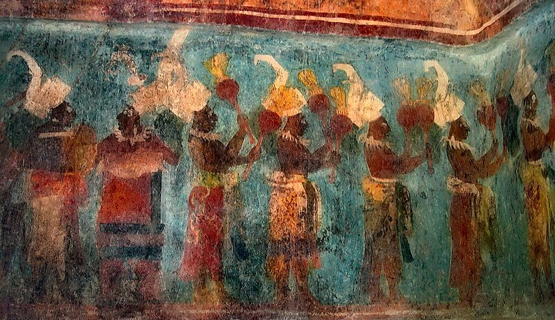 Olmec civilization specialization the origins of for Common threads mural